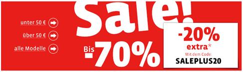 image236 Mirapodo: SSV bis zu 70% Rabatt + 20% Extra Rabatt (MBW 39€)