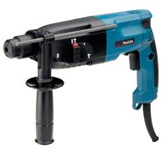image255 Makita HR2450 Bohrhammer 24 mm für SDS PLUS Werkzeuge für 102,89€