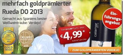 image277 6 Flaschen goldprämierter Weißwein für 26,44€ inkl. Versand
