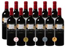 image290 Weinvorteil: 12 Flaschen des mehrfach goldprämierten Bodegas Vinedos Contralto – Calle Principal für 30,70€