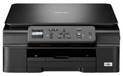 image303 Brother DCP J152WG1 MFP Tinten Multifunktionsdrucker (Scanner, Kopierer, Drucker, WLAN) für 66,00€
