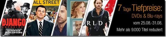 image386 Amazon: 7 Tage Tiefpreise im DVD & Blu ray Bereich