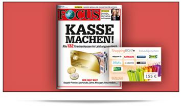"""image409 52 Ausgaben """"Focus"""" für 37,40€ anstatt für 192,40€"""