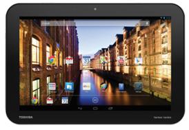 image417 TOSHIBA Excite Pro Tablet PC für 199€ (Vergleich: 275€)