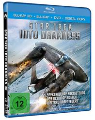 image419 Star Trek: Into Darkness (+ Blu ray + DVD + Digital Copy) [Blu ray 3D] ab 13,97€