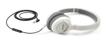 image431 Bose ® OE2i ® Audio Kopfhörer inkl. Apple Remote Control für 88€