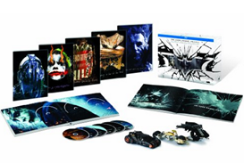 image438 Batman   The Dark Knight Trilogy [Blu ray] [Limited Collectors Edition] für 25,99€