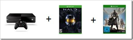 image463 [Vorbei] Xbox One Konsole + Halo   The Master Chief Collection und Destiny für 338,40€
