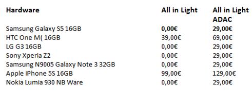 image thumb51 Base Allnet Flat (Flat alle Netze, SMS Flat alle Netze, 200MB Datenflat + Festnetznummer) inkl. z.B. gratis Samsung S5 ab 22,50€/Monat