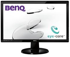 image121 [Schnell] BenQ GL2450HM 61 cm (24 Zoll) LED Monitor (VGA, DVI D, HDMI, 2ms Reaktionszeit) für 93,44€