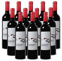 image135 Weinvorteil: 12 Flaschen Bodegas Olvena   Baronia de Castro für 44,88€ inklusive  Versand