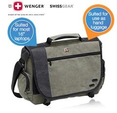 """image140 Wenger ZINC   Notebook Tasche   39,1 cm (15,4"""") für 25,90€"""