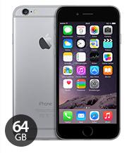 image154 Vodafone (Sprach–und SMS Flat alle Netze, 2,25GB Datenflat) inkl. iPhone 6 (64GB – einmalig 189€) für 33,99€/Monat