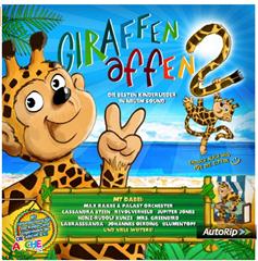 image17 [Top] Giraffenaffen 2 (inkl. Sticker, Poster & Leseprobe) ab 5€