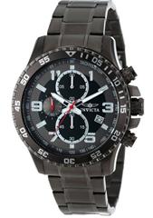 image171 Preisfehler? Invicta Herren Armbanduhr XL Chronograph Quarz Edelstahl beschichtet 14879 für ~ 75€