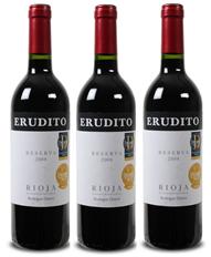 image19 Weinvorteil: neuer 15€ Gutscheincode ab 35€ einlösbar, so z.B. 6 Flaschen Bodegas Olarra   Erudito   Rioja Reserva DOC für 27,44€