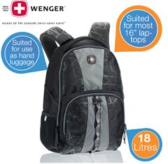 image208 Wenger Bronze Laptop Rucksack für 25,90€