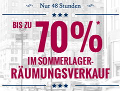 image218 Tom Tailor: bis zu 70% Rabatt im Summer Sale + 10% Newsletter Rabatt
