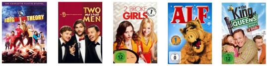 image221 Amazon: Serienstaffeln auf DVD für je 9,97€