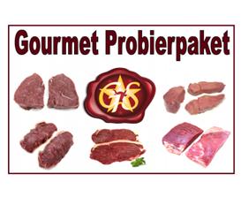 image312 Gourmet Probierpaket, 2000 Gramm Fleisch für 19,95€ zzgl. 4,95€ Versand