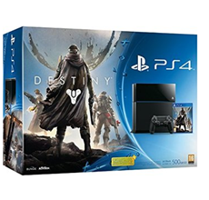 image318 Sony PlayStation 4 (PS4) 500GB + Destiny für 367,08€