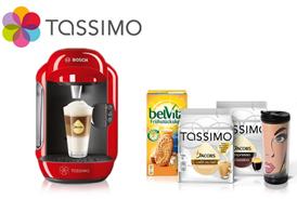 image319 Tassimo Kapselmaschine Vivy inkl. 32 Kapseln, Thermobecher und Keksen für 34,99€ (+20€ Gutschein für den Tassimo Shop)