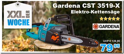 image328 Garten XXL: Gardena CST 3519 X Elektro Kettensäge für 79,95€