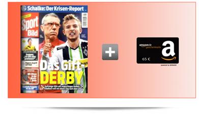 image411 Jahresabo Sport Bild für 41,60€ anstatt 106,60€