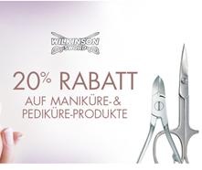 image482 20% auf Wilkinson Sword Hand  und Fußpflege Produkte
