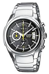 image521 Casio Edifice Herren Armbanduhr Chronograph Quarz EF 512D 1AVEF für 62,54€