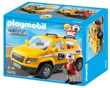image8 PLAYMOBIL 5470 – Bauleiterfahrzeug für 9,67€ zzgl. eventuell 3€ Versand
