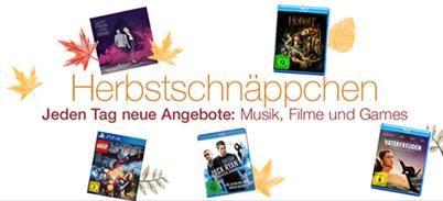 image thumb34 Amazon Herbstschnäppchen Tag 3: so z.B. Der Hobbit: Smaugs Einöde [Blu ray] für 7,97€
