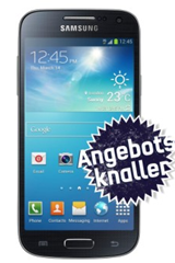 image thumb55 Vodafone Smart Surf (50 Freiminuten, 50 Frei SMS + 1GB Datenflat) inkl. gratis Samsung S4 Mini für 9,99€/Monat