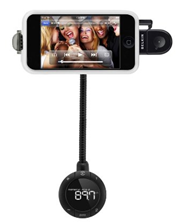 image114 Belkin TuneBase FM Transmitter (Telefon Freisprechanlage, AUX Out) für Apple iPhone/iPod (alter Anschluss) für 9,99€