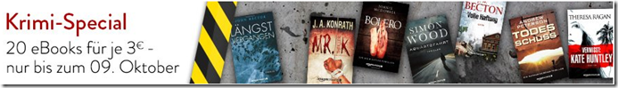 image115 Amazon Krimi Special: 20 eBooks für je 3€