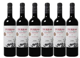 image122 6 x Terras de Javier Rodriguez   Tinta de Toro (2008) mit 90 Parker Punkte für 34,94€ zzgl. 5,95€ Versand