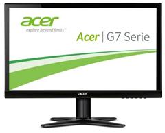 image205 Ab 9Uhr: Acer G237HLAbid 58,4 cm (23 Zoll) LED Monitor (VGA, HDMI, DVI, 6ms Reaktionszeit) für 99€