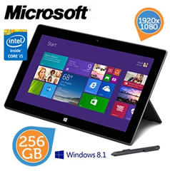 image247 Microsoft Surface Pro 2   Intel Dual Core i5 und 256 GB SSD für 655,90€