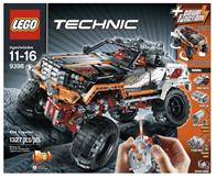 image314 LEGO Technic 9398   4X4 Offroader für 119,98€