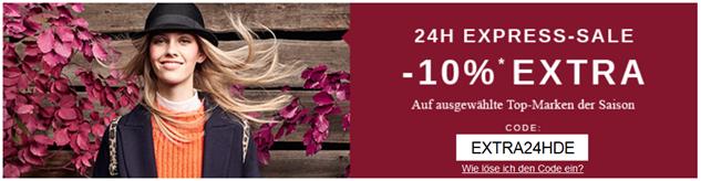 image328 Zalando: nur heute 10% Extra Rabatt auf ausgewählte Marken für Damen