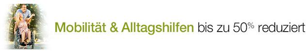 image339 Amazon: Mobilität & Alltagshilfen bis zur 50% reduziert