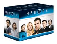 image371 [Preisfehler?] Heroes–Complete Collection (Staffel 1 4, Blu ray) für 24,99€ zzgl. eventuell 1,99€ Versand (Vergleich: 69,99€)