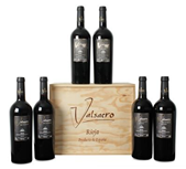 image389 Weinvorteil: Bodegas Valsacro Dioro   Rioja DOCa Tinto Kollektion für 51,49€