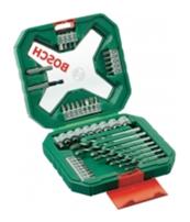 image447 Bosch X Line Universal Bohrer  und Schrauber Set (44 teilig) für 11,99€