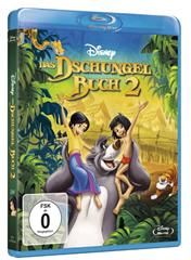 image543 Das Dschungelbuch 2 [Blu ray] für 7,99€