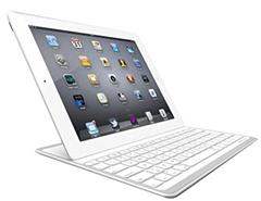 image545 Archos Tastatur (QWERTZ, Bluetooth) für Apple ipad 2/3/4 weiß für 19,90€