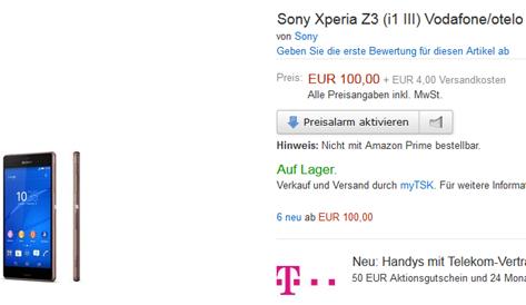 image55 Preisfehler: Sony Xperia Z3 (i1 III) Vodafone/otelo kupfer ohne Simlock, ohne Vertrag für 104€