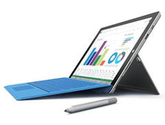 image554 Microsoft Surface Pro 3 (i5, Wi Fi, 128 GB, 4 GB RAM) + Office 365 Personal für 889€