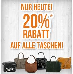 image596 Roland Schuhe: 20% Rabatt auf alle Taschen