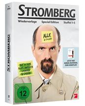 Stromberg – Staffel 1-5 [Deluxe Edition] [10 DVDs] für 21,89€